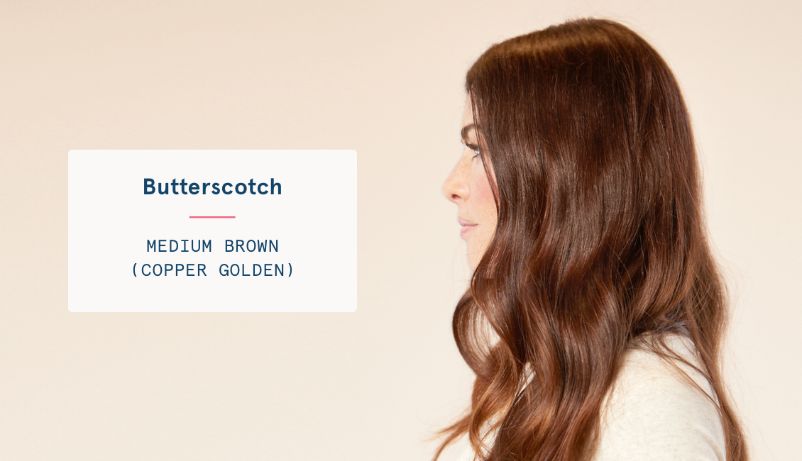 Which Brunette Hair Color Is Right For Me Butterscotch Or Espresso