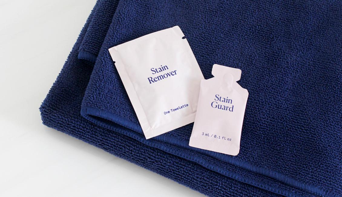 eSalon stain remover & stain guard