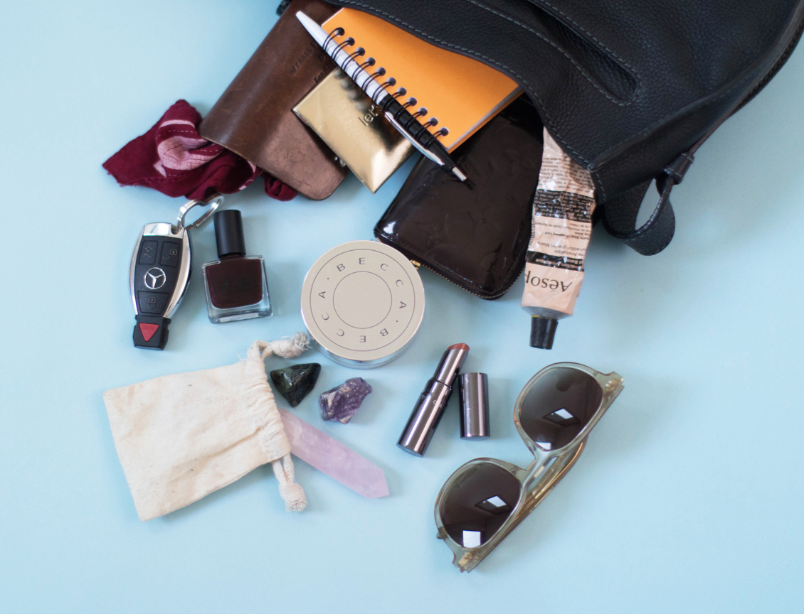 What's Inside My Bag?