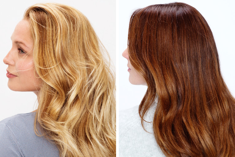 Home Hair Color: How Light or Dark Can You Go?