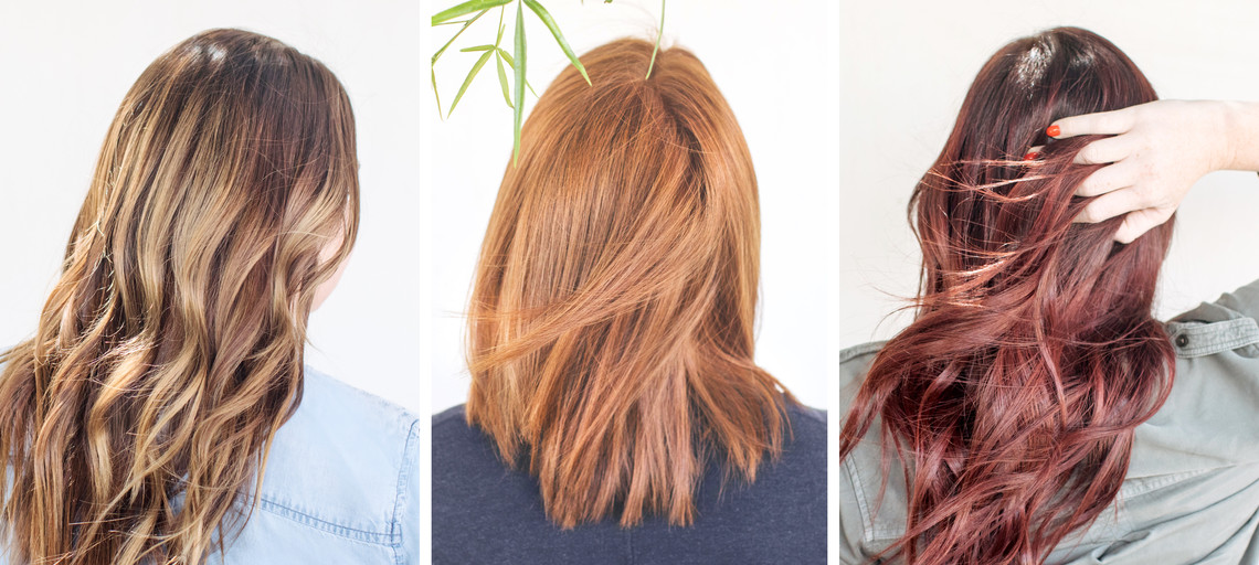 Hair Color Trends For Spring 2018